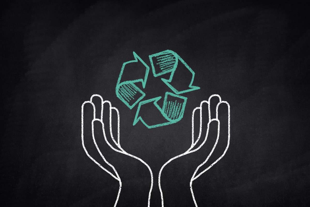 Offrez une seconde vie à vos archives grâce au recyclage - Seguria Destruction de document confidentiel Angers