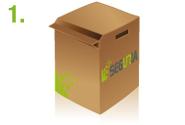 La mise à disposition d'une ecobox
